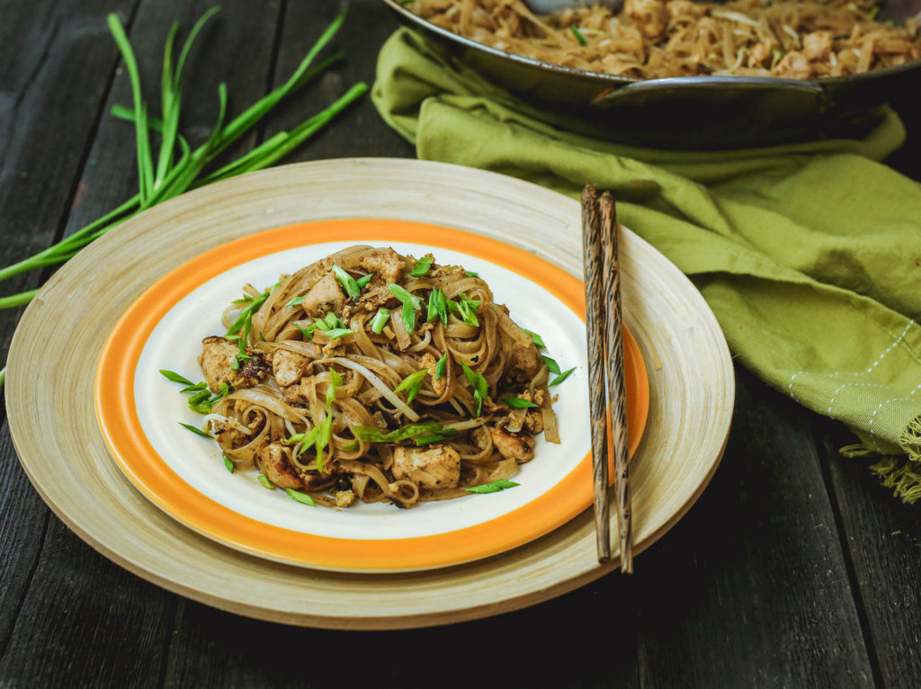 Authentic kosher pad thai from thailand joodie the foodie i actually made it in thailand with brown sugar as i didnt bring kosher palm sugar with me and then made it with palm sugar back home they both work forumfinder Choice Image